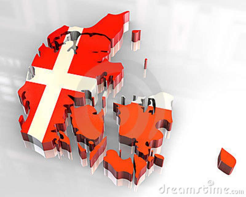 Chuyển phát nhanh đi Đan Mạch