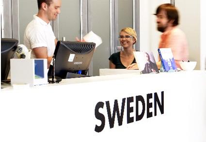 Chuyển phát nhanh đi Thụy Điển