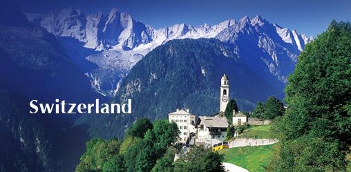 Chuyển phát nhanh đi Thụy Sỹ
