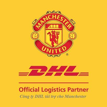 Công ty DHL tài trợ cho Manchester