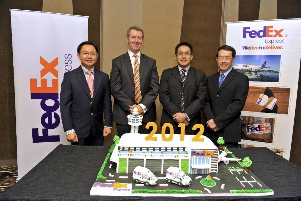 Công ty FedEx chi 80 triệu USD mở trung tâm tại Singapore